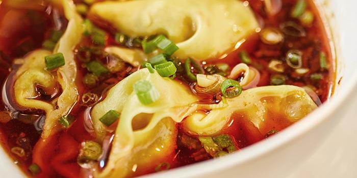 Dumplings from Tang Restaurant and Bar in Keong Saik Road, Singapore