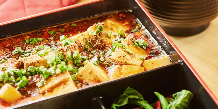 Mapo Tofu from Tang Restaurant and Bar in Keong Saik Road, Singapore