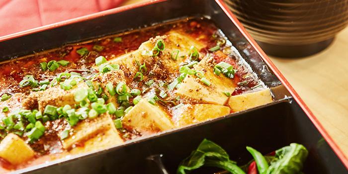 Mapo Tofu from Tang Restaurant and Bar in Keong Saik Road, Singapore