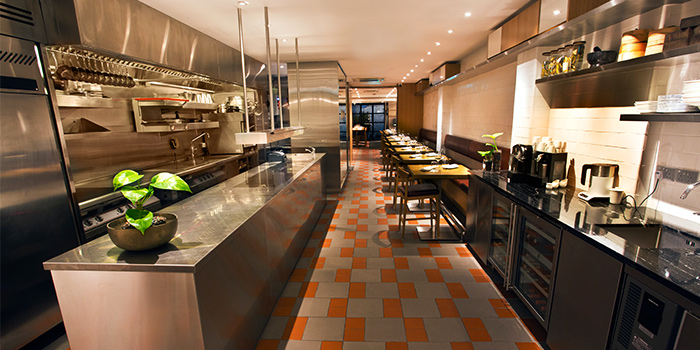 The kitchen at bacchanalia chope restaurant reservations for Cloud kitchen beijing