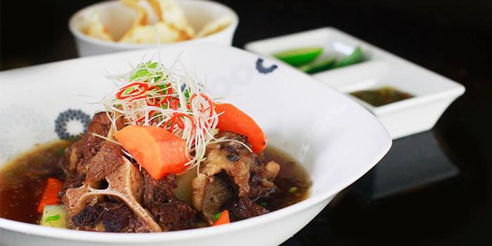 Sup Buntut from The Restaurant Trans Resort in Seminyak, Bali