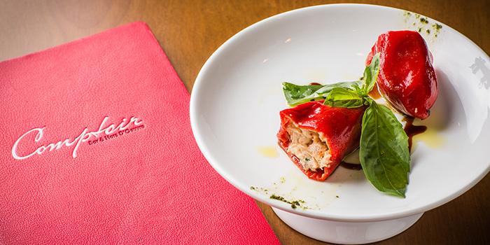 Tuna stuffed Piquillo, Comptoir, Kennedy Town, Hong Kong