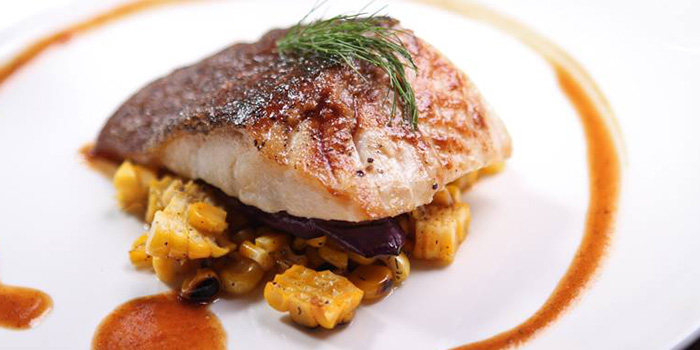 Cod Fish from Wilshire in SCBD, Jakarta