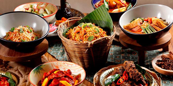 Rijsttafel Weekday Lunch Buffet from 21 on Rajah in Balestier, Singapore