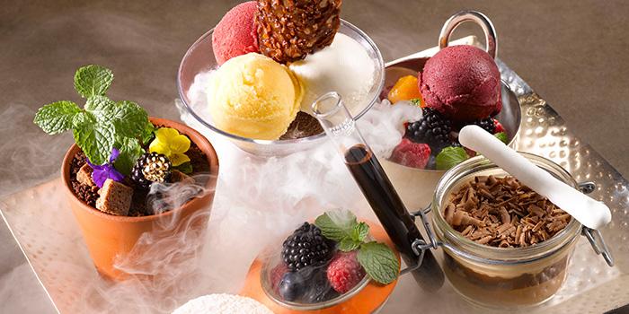 Dessert Platter from mezza9 in Grand Hyatt Singapore in Orchard, Singapore