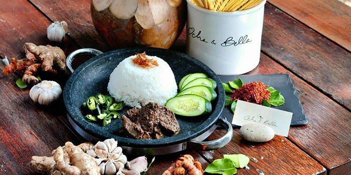 Beef with Rice from Ocha & Bella in Menteng, Jakarta