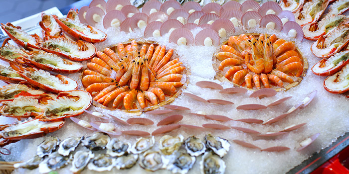 Seafood Indulgence from Atrium Restaurant in Holiday Inn Singapore Atrium in Outram, Singapore