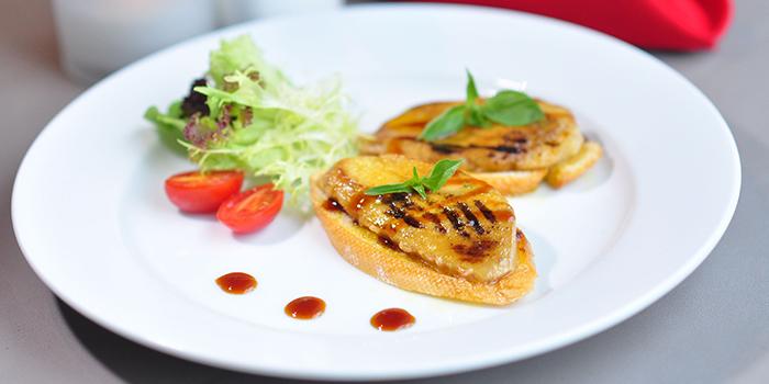 Foie Gras Toast, Bridal Tea House, To Kwa Wan, Hong Kong