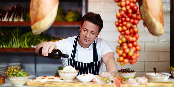 Jamie Oliver, Jamie's Italian, Tsim Sha Tsui, Hong Kong