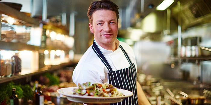 Jamie Oliver, Jamie