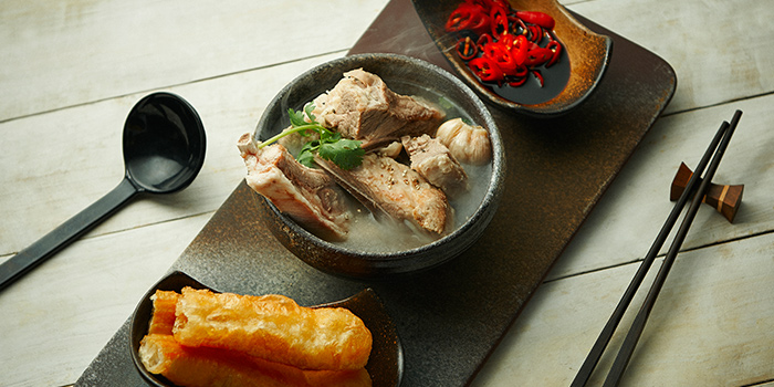 Bak Kut Teh from Spices Cafe in Concorde Hotel Singapore in Orchard, Singapore
