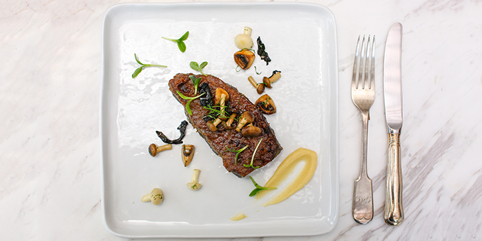 36 Hour Brandt Shortribs from The White Rabbit serving Modern European cuisine in Dempsey, Singapore