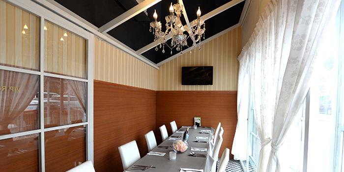 Dining Area of Bridal Tea House, To Kwa Wan, Hong Kong