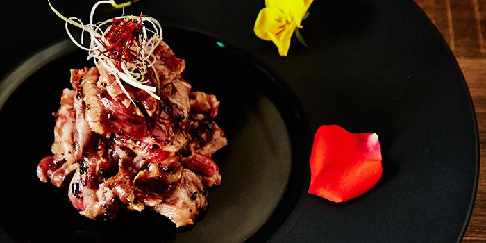 Saga Beef Tataki from Bōruto in Chinatown, Singapore
