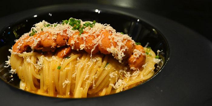 Uni Pasta from Bōruto in Chinatown, Singapore