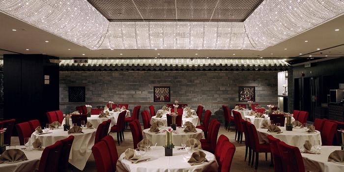 Dining Area Of Lei Garden Tsim Sha Tsui Hong Kong