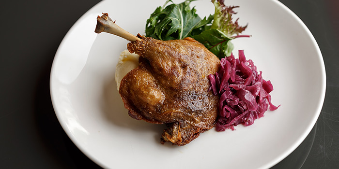 Duck Confit from Good Thyme Bistro in Ang Mo Kio, Singapore