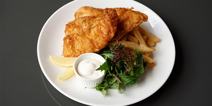 Fish & Chips from Good Thyme Bistro in Ang Mo Kio, Singapore