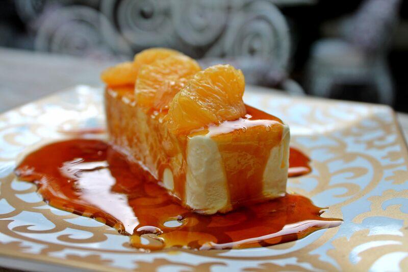 Dessert at La Finca, Bali