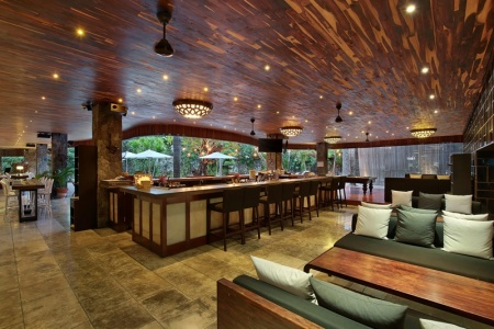 Interior 1 of Laneway, Bali
