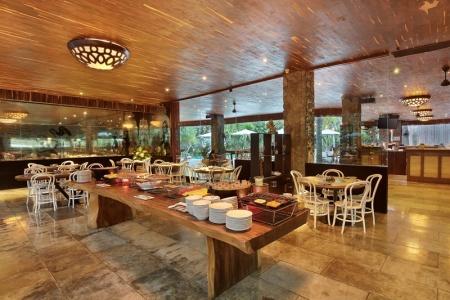 Interior 2 of Laneway, Bali