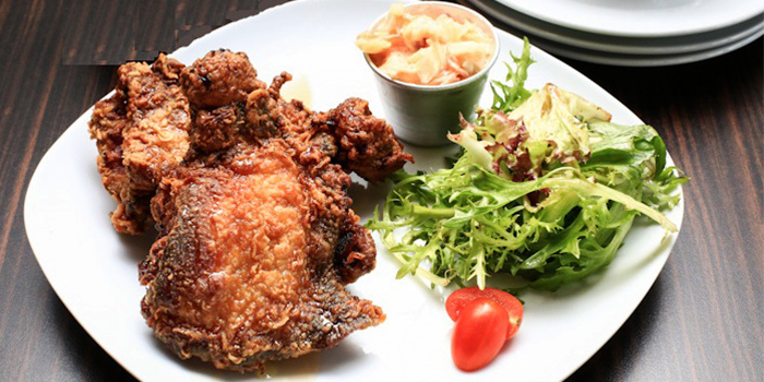 Butter Milk Fried Chicken from Little Diner in Bukit Timah, Singapore
