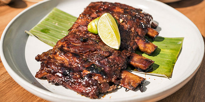 Signature Ribs from Naughty Nuri