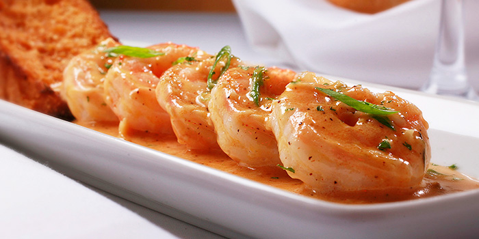 BBQ Shrimps from Ruth