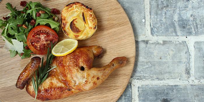 Roast Chicken from Supply & Demand (Esplanade) in Promenade, Singapore