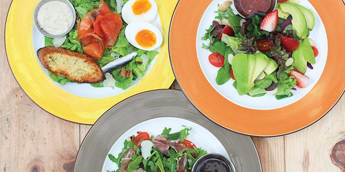 Salad Spread from Supply & Demand (Esplanade) in Promenade, Singapore