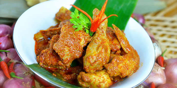 Curry Ayam from The Peranakan in Orchard, Singapore