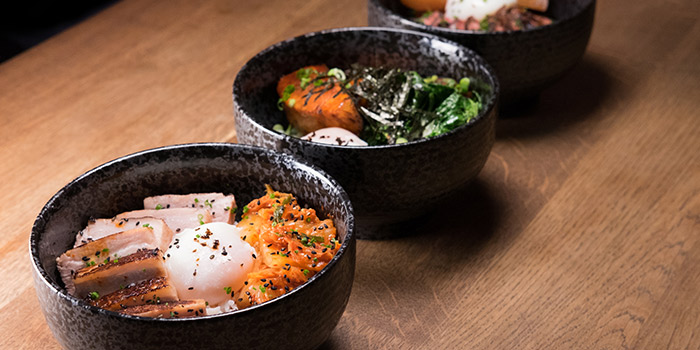 Rice Bowls from Wheeler