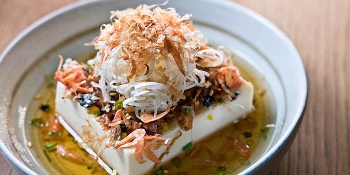 Ebi Cold Tofu from Wheeler