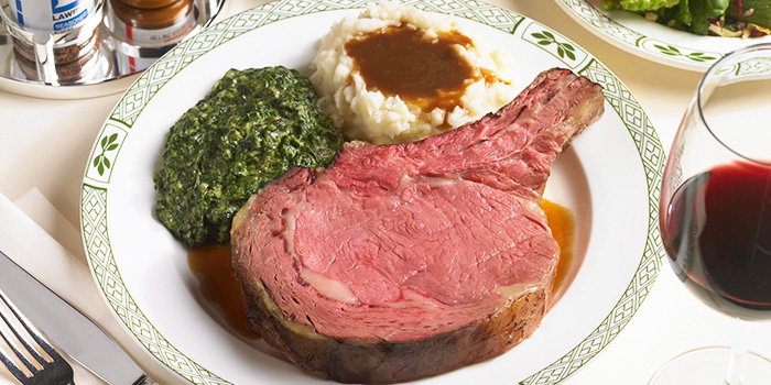 Bone in Roasted Beef from Lawry