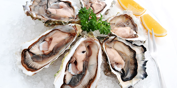 Fresh Oysters from Lawry