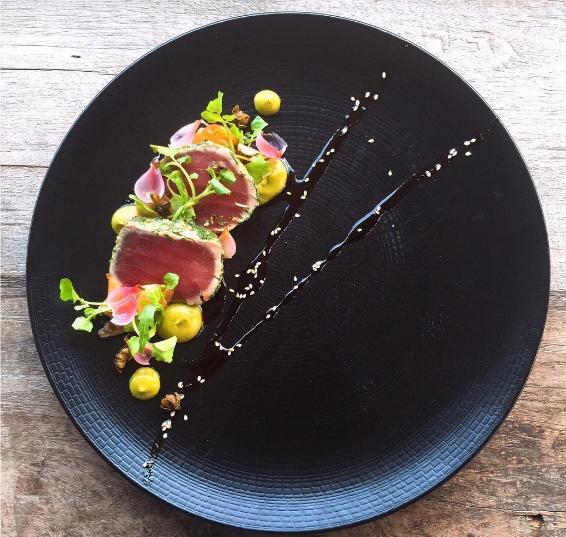 Dish 2 at Little Flinders, Bali