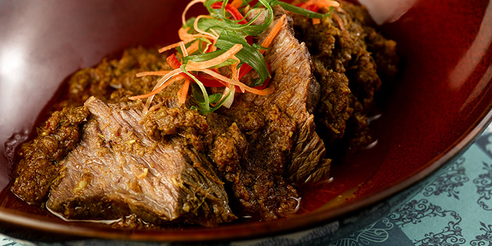 Beef Short Ribs Rendang from Baba Chews Bar and Eatery in Hotel Indigo Singapore Katong in East Coast, Singapore