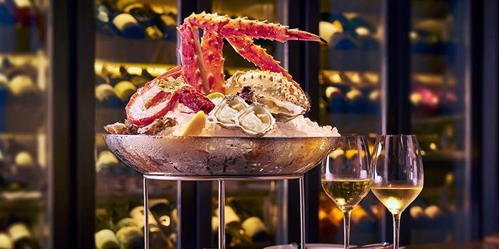 Crab & Oyster, Porterhouse by Laris, Central, Hong Kong