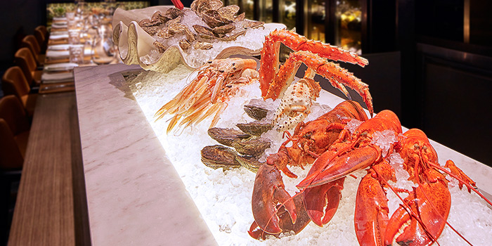 Crab, Porterhouse by Laris, Central, Hong Kong