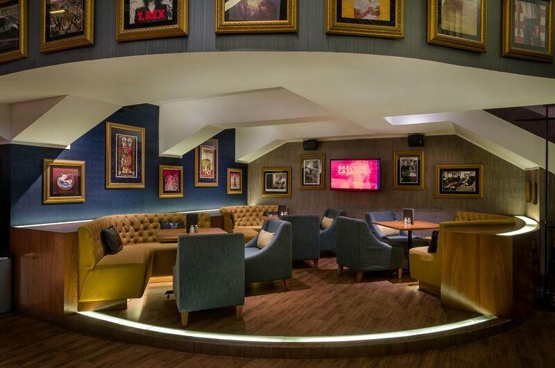 Interior 2 at Hard Rock Cafe, Jakarta
