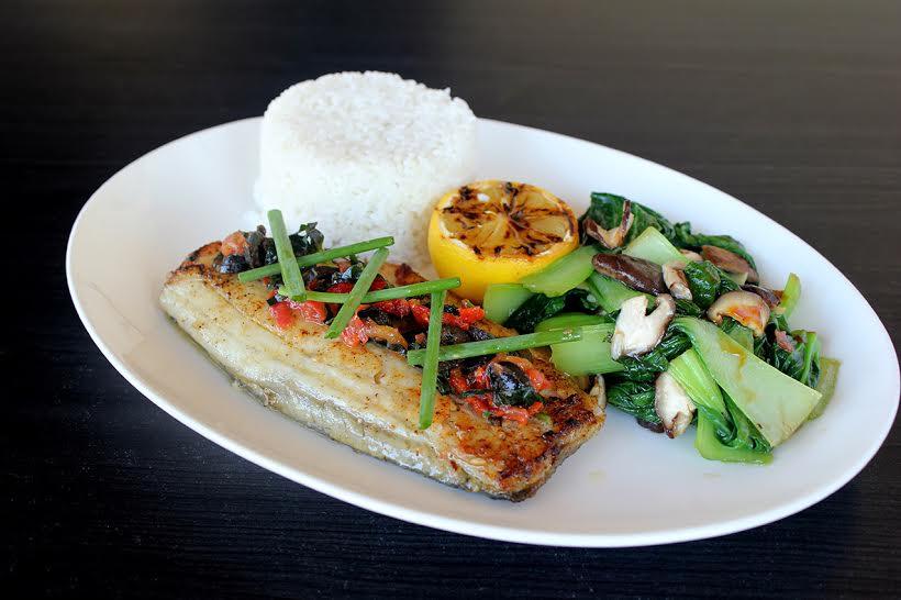 Dish 2 at Hard Rock Cafe, Bali