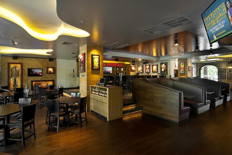 Interior 2 at Hard Rock Cafe, Bali