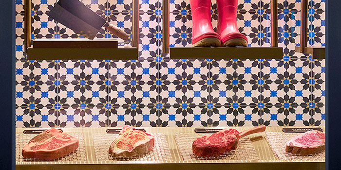 Steaks, Porterhouse by Laris, Central, Hong Kong