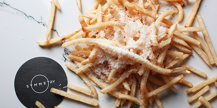 Parmesan Cheese Fries from Symmetry in Bugis, Singapore