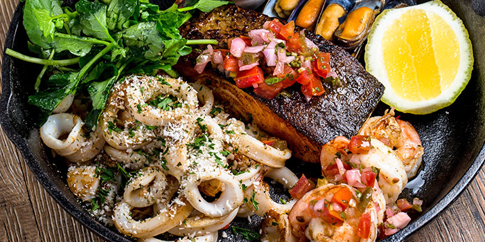 Mixed Seafood Grill from The Chop House (Katong) in East Coast, Singapore