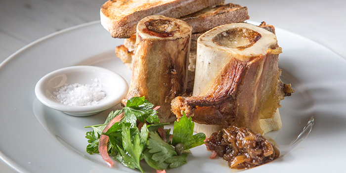 Bone Marrow from The Market Grill at Telok Ayer in Raffles Place, Singapore