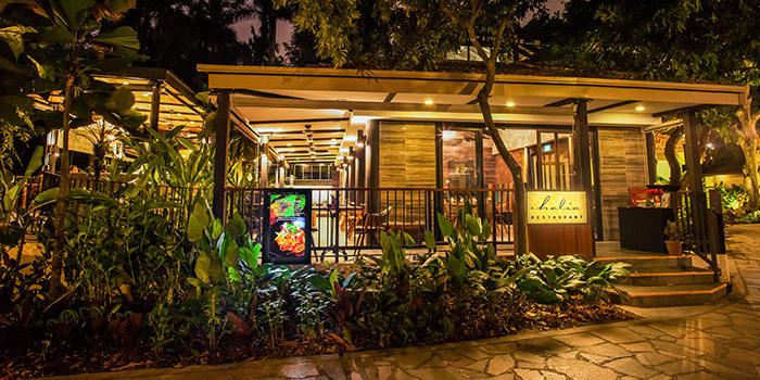 Exterior of The Halia at Singapore Botanic Gardens in Tanglin, Singapore