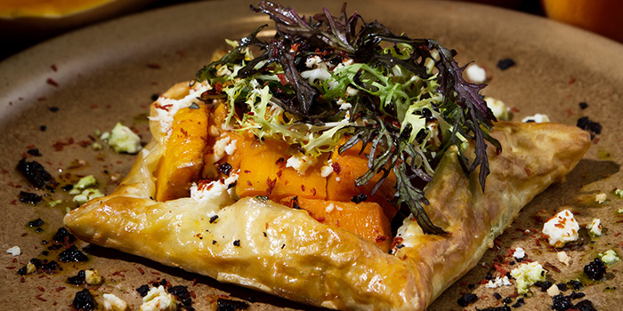 Puff Pastry Parcel from The Halia at Singapore Botanic Gardens in Tanglin, Singapore
