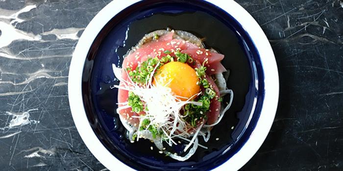 Tuna Tartare, URA Japanese Delicacy, Central, Hong Kong