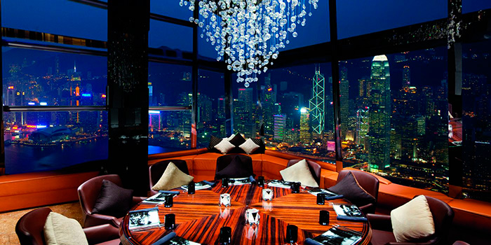 VIP Room of Ozone, Tsim Sha Tsui, Hong Kong